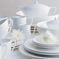 Wedgwood White servies