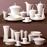 Wedgwood White China